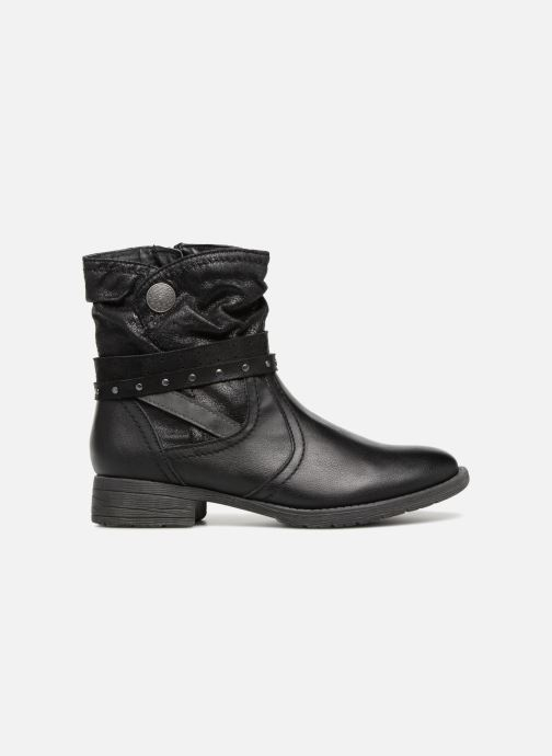 Ankle boots Jana shoes SANDRA Black back view