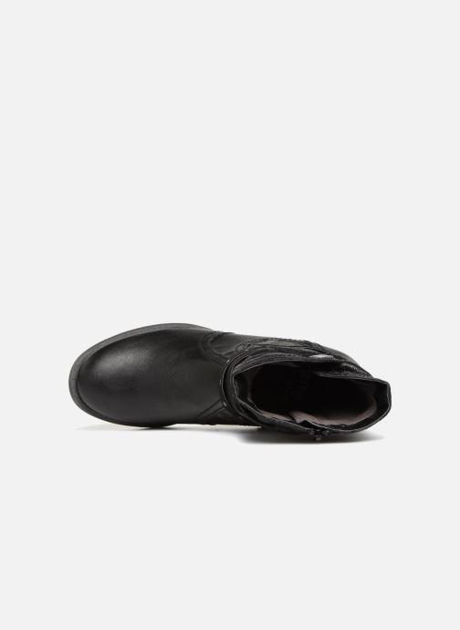 Bottines et boots Jana shoes SANDRA Noir vue gauche