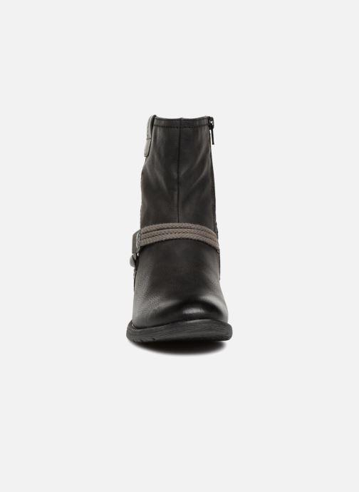 Bottines et boots Jana shoes SAVIE Noir vue portées chaussures