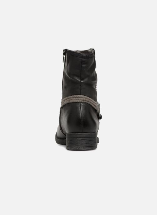 Ankle boots Jana shoes SAVIE Black view from the right