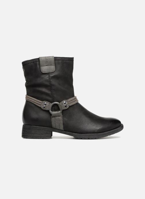 Boots en enkellaarsjes Jana shoes SAVIE Zwart achterkant