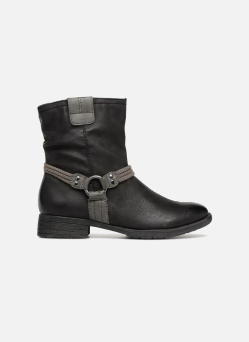 Bottines et boots Jana shoes SAVIE Noir vue derrière