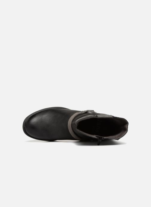 Boots en enkellaarsjes Jana shoes SAVIE Zwart links