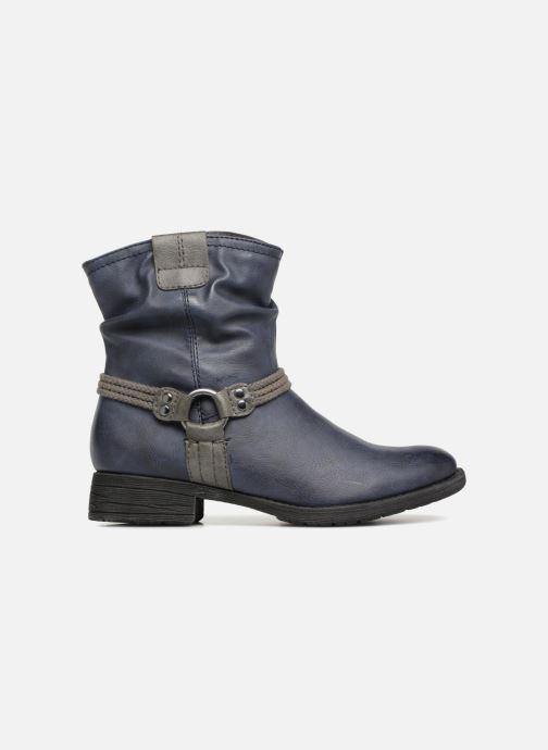 Ankle boots Jana shoes SAVIE Blue back view