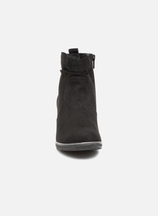 Boots en enkellaarsjes Jana shoes FUTURO Zwart model