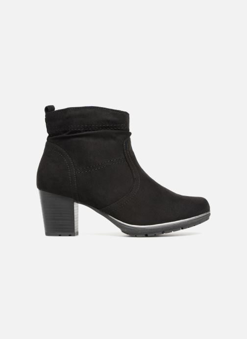 Boots en enkellaarsjes Jana shoes FUTURO Zwart achterkant
