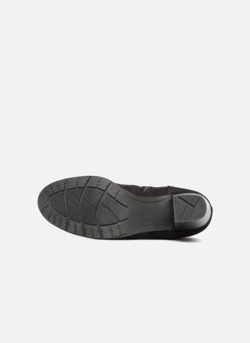 Boots en enkellaarsjes Jana shoes FUTURO Zwart boven