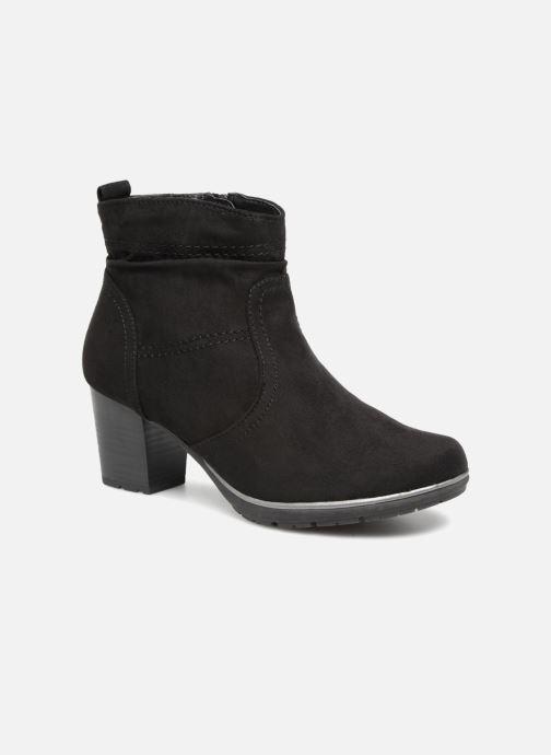 Boots en enkellaarsjes Jana shoes FUTURO Zwart detail