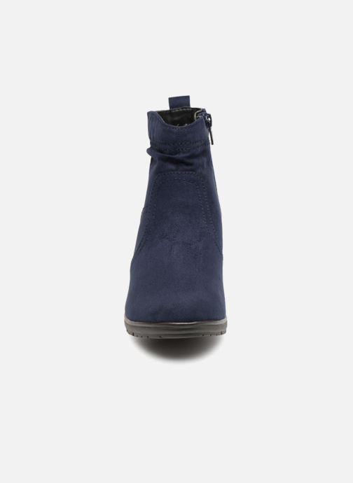 Boots en enkellaarsjes Jana shoes FUTURO Blauw model