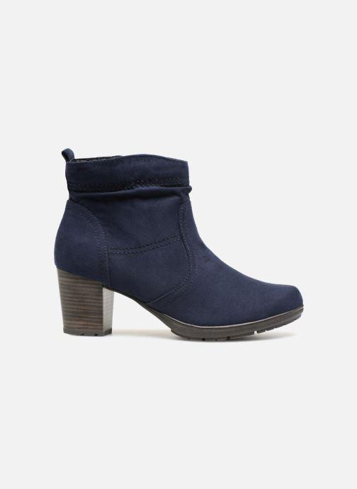 Boots en enkellaarsjes Jana shoes FUTURO Blauw achterkant