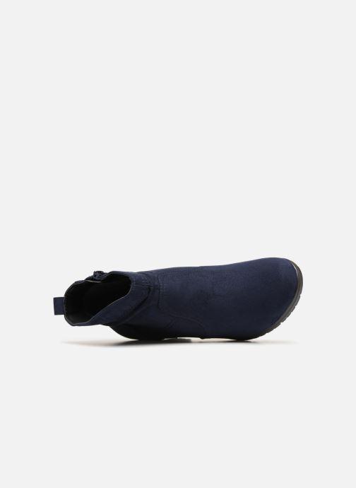 Boots en enkellaarsjes Jana shoes FUTURO Blauw links