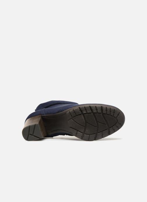 Boots en enkellaarsjes Jana shoes FUTURO Blauw boven