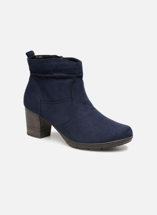 Boots en enkellaarsjes Jana shoes FUTURO Blauw detail