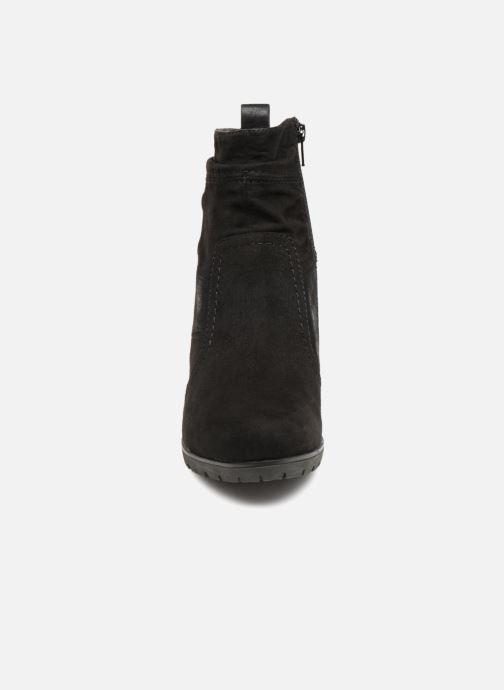 Bottines et boots Jana shoes KANDACE Noir vue portées chaussures