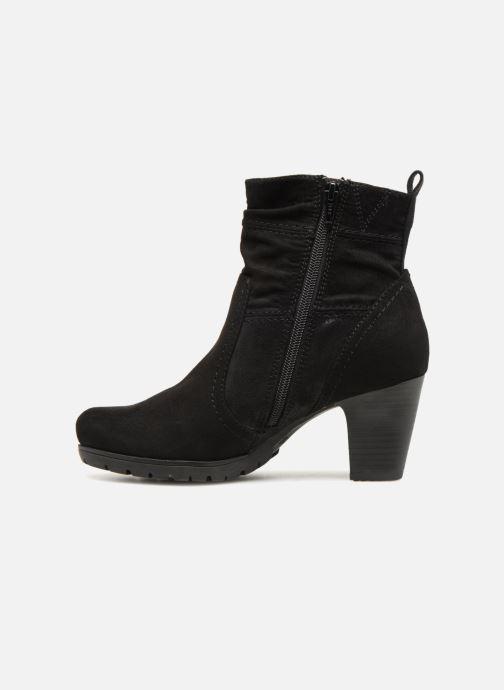 Bottines et boots Jana shoes KANDACE Noir vue face