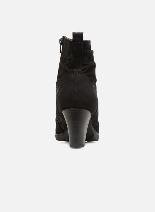 Bottines et boots Jana shoes KANDACE Noir vue droite
