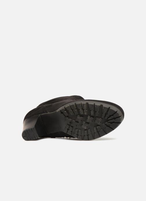 Bottines et boots Jana shoes KANDACE Noir vue haut