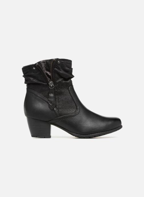Bottines et boots Jana shoes BASTOS Noir vue derrière