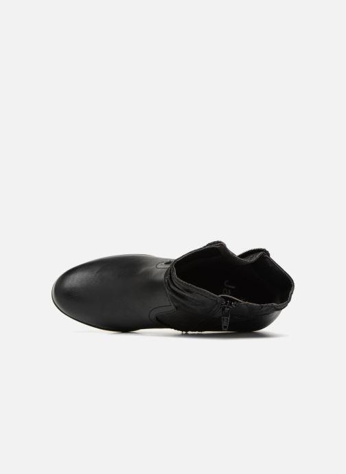 Bottines et boots Jana shoes BASTOS Noir vue gauche