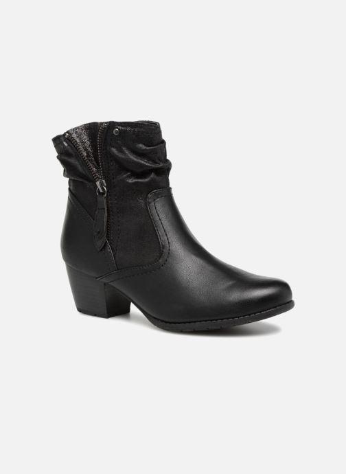 Bottines et boots Jana shoes BASTOS Noir vue détail/paire