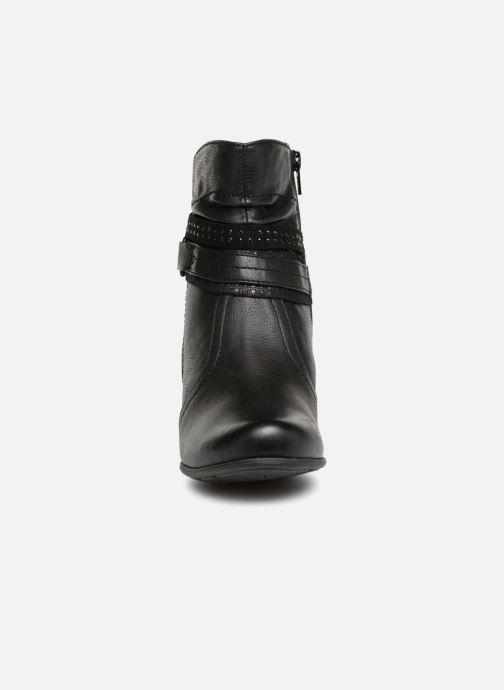 Bottines et boots Jana shoes MURRAY Noir vue portées chaussures
