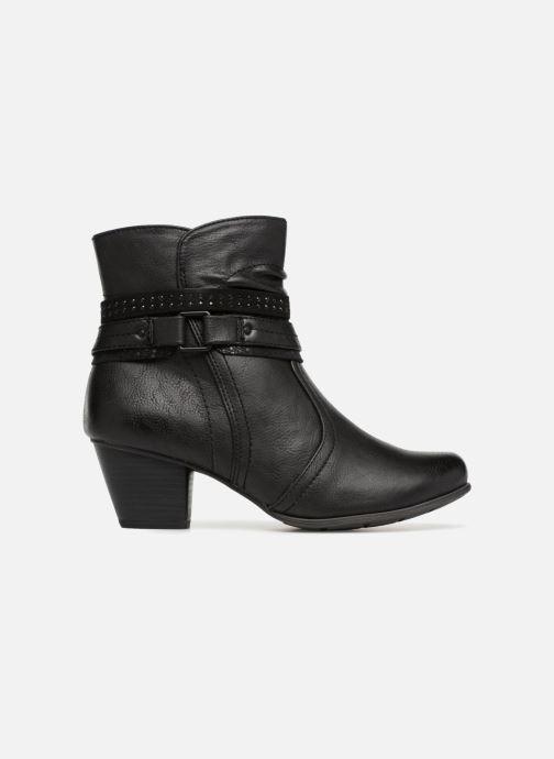 Bottines et boots Jana shoes MURRAY Noir vue derrière