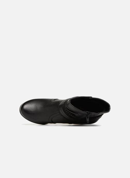Bottines et boots Jana shoes MURRAY Noir vue gauche