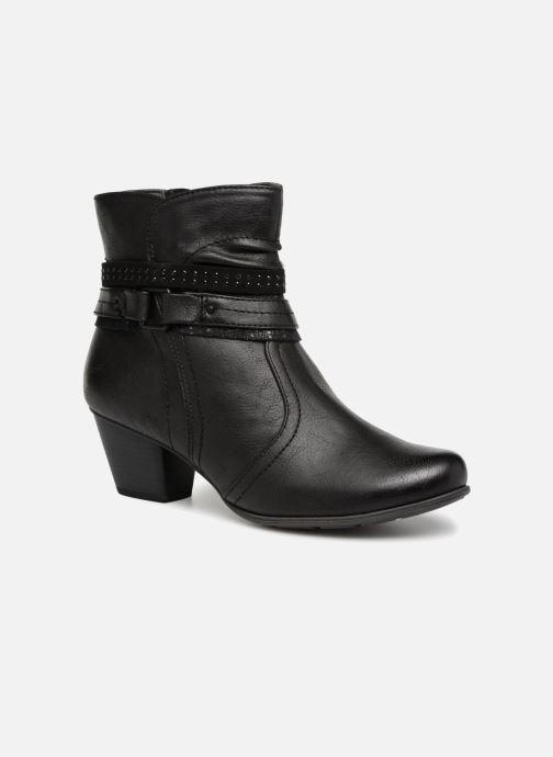Bottines et boots Jana shoes MURRAY Noir vue détail/paire