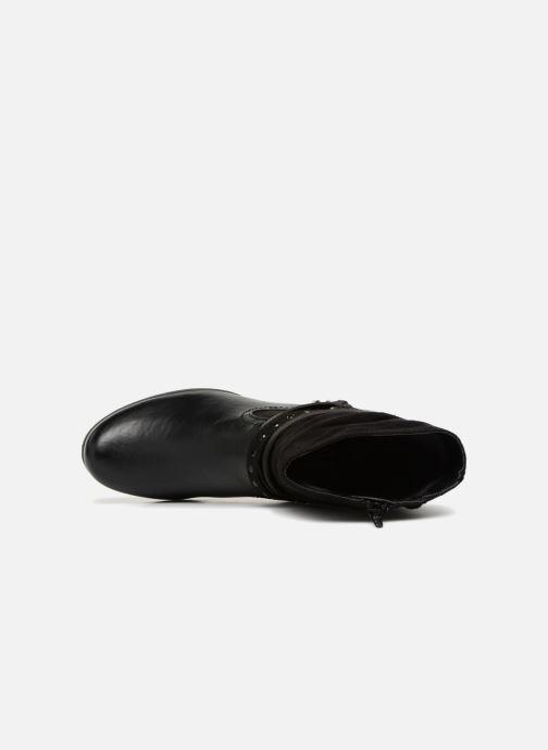 Bottines et boots Jana shoes FELICIA Noir vue gauche