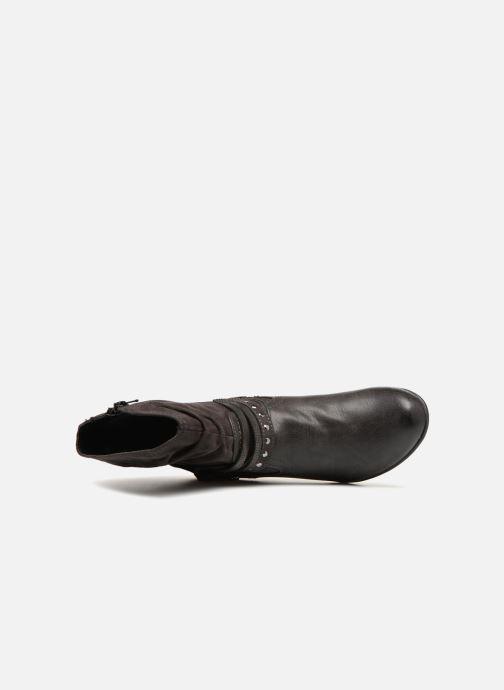 Stivaletti e tronchetti Jana shoes FELICIA Grigio immagine sinistra