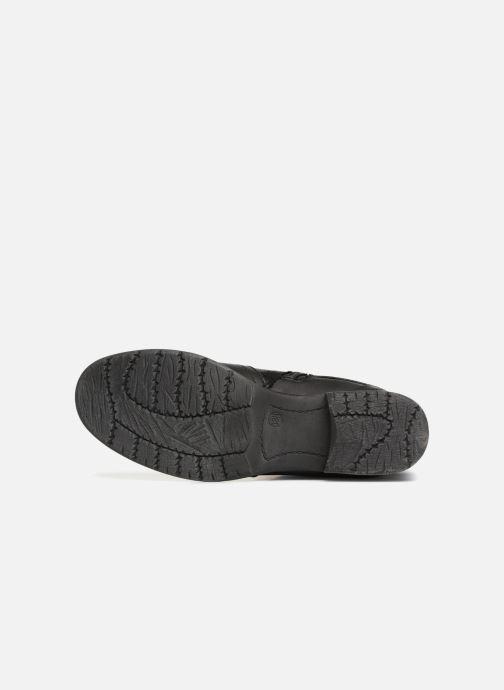 Stivaletti e tronchetti Jana shoes AGLAE Nero immagine dall'alto