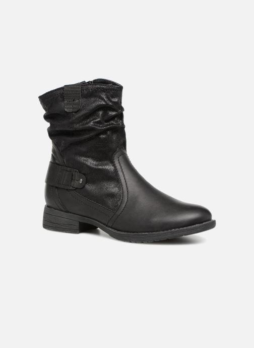 Stivaletti e tronchetti Jana shoes AGLAE Nero vedi dettaglio/paio