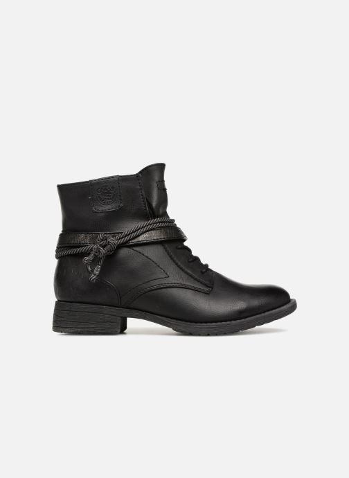 Stivaletti e tronchetti Jana shoes GWEN Nero immagine posteriore