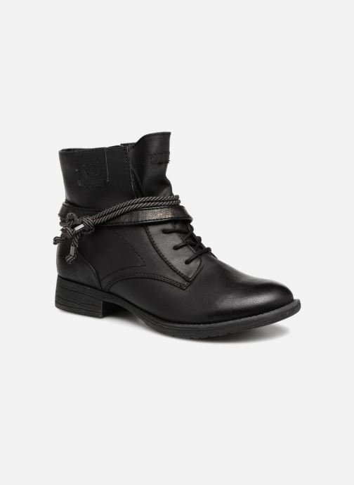 Stivaletti e tronchetti Jana shoes GWEN Nero vedi dettaglio/paio