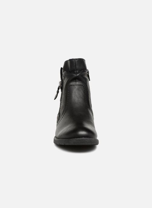 Bottines et boots Jana shoes LORETTA Noir vue portées chaussures