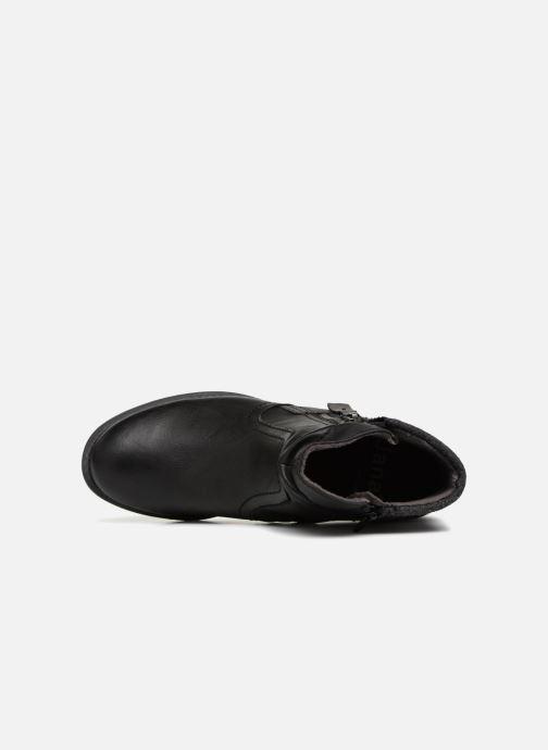 Bottines et boots Jana shoes LORETTA Noir vue gauche