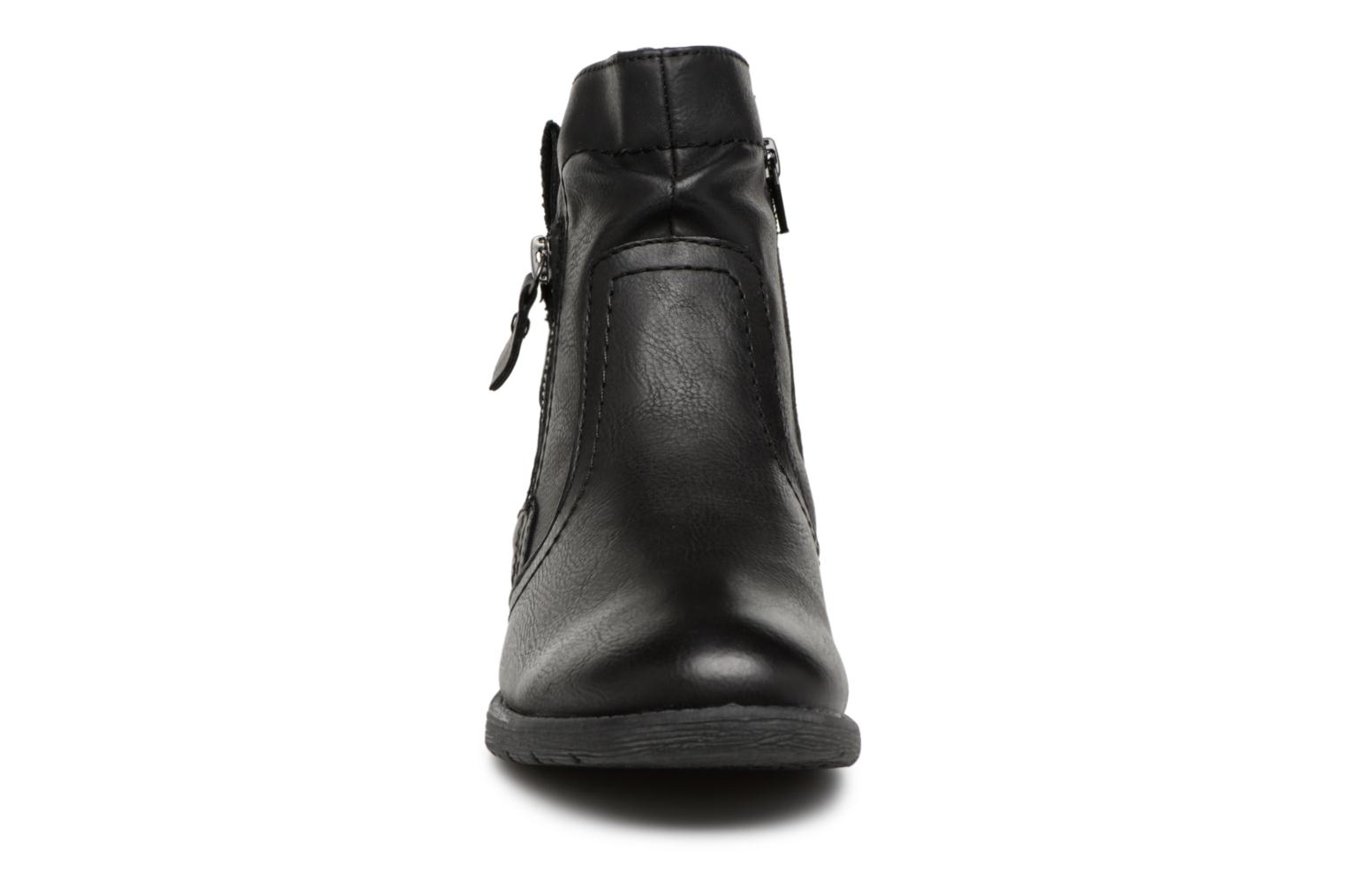 Jana Loretta Shoes Jana Shoes Black fwqvv15