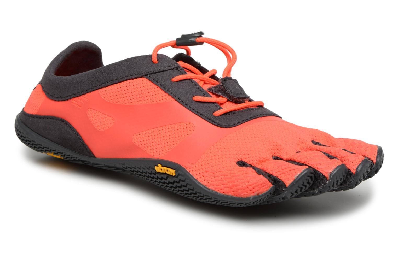 Sportschuhe Vibram FiveFingers KSO-EVO I orange detaillierte ansicht/modell
