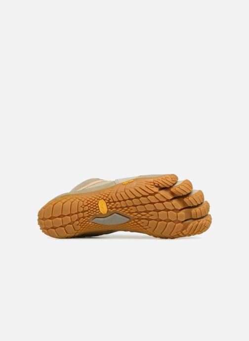 Chaussures de sport Vibram FiveFingers V-Trek W Vert vue haut