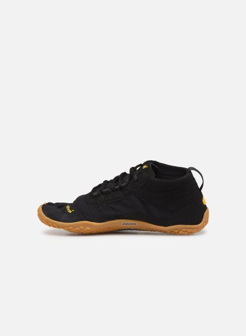 Chaussures de sport Vibram FiveFingers V-Trek W Noir vue face