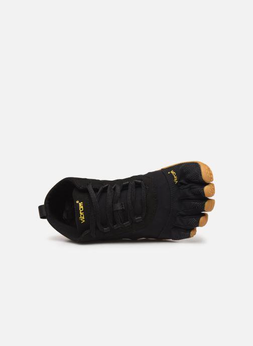 Chaussures de sport Vibram FiveFingers V-Trek W Noir vue gauche