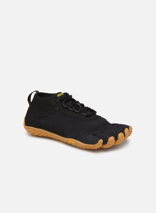 Chaussures de sport Vibram FiveFingers V-Trek W Noir vue détail/paire