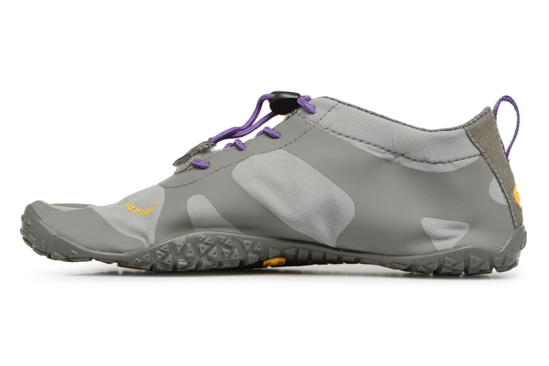 Chaussures de sport Vibram FiveFingers V-Alpha Gris vue face