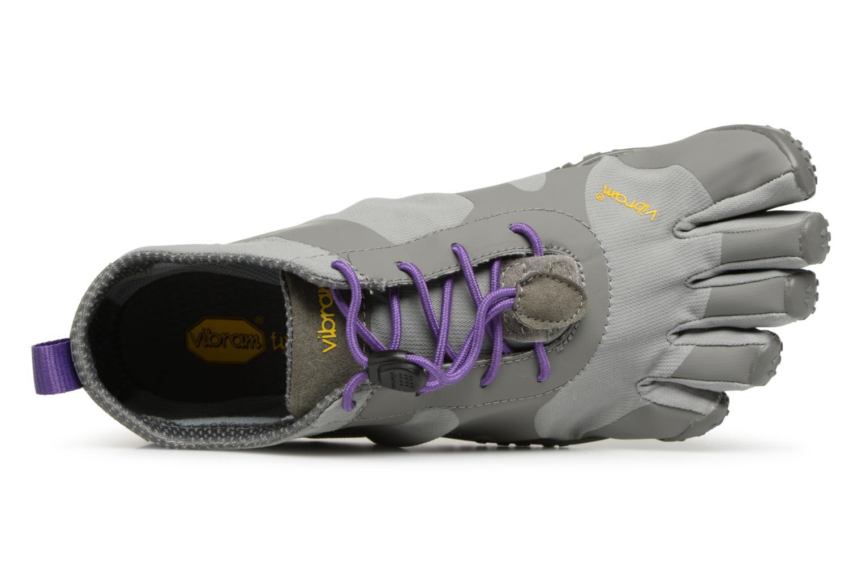 Chaussures de sport Vibram FiveFingers V-Alpha Gris vue gauche