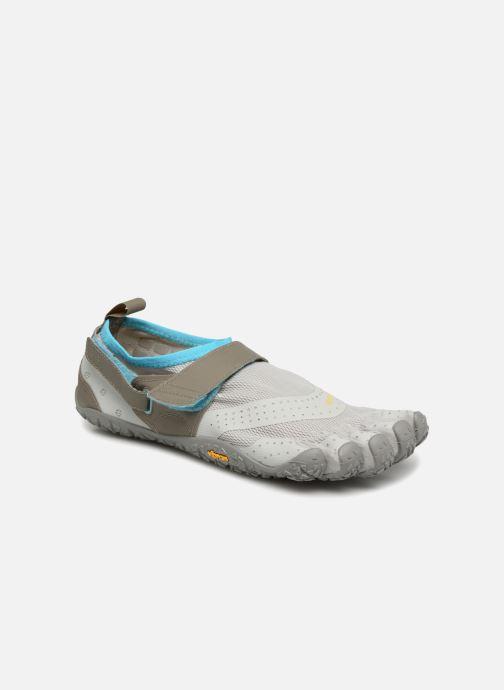 3a020f82e68f Chaussures de sport Vibram FiveFingers V-Aqua W Gris vue détail paire