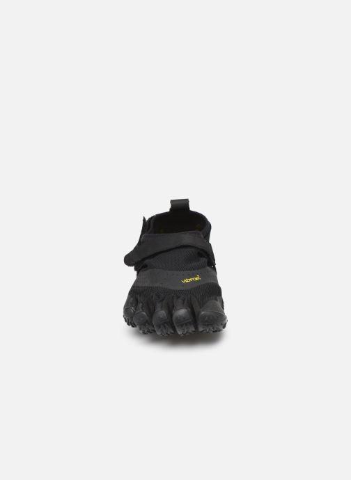 Chaussures de sport Vibram FiveFingers V-Aqua W Noir vue portées chaussures