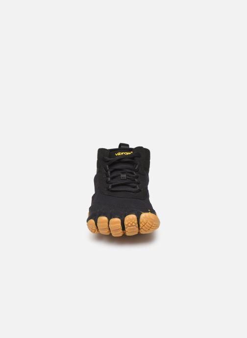 Chaussures de sport Vibram FiveFingers V-Trek Noir vue portées chaussures