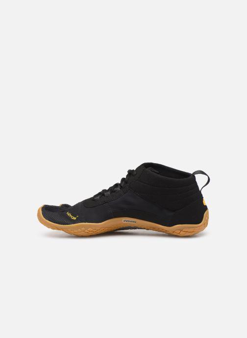 Chaussures de sport Vibram FiveFingers V-Trek Noir vue face