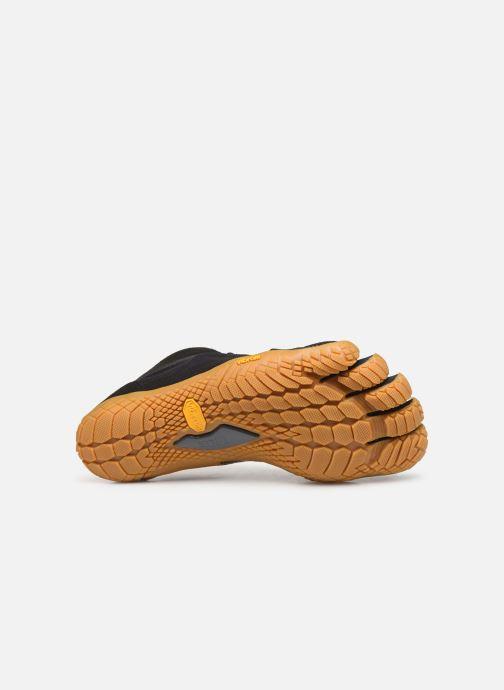 Chaussures de sport Vibram FiveFingers V-Trek Noir vue haut