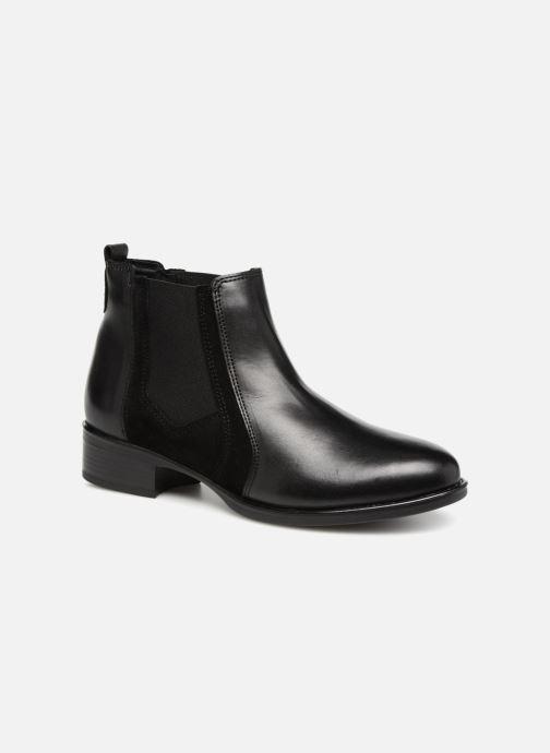 Bottines et boots Georgia Rose Jania Noir vue détail/paire